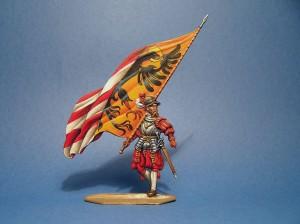 Fähnrich, Nürnberger Fahne